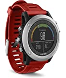 Garmin Fenix 3 GPS Multisport Watch with Outdoor Navigation - Silver