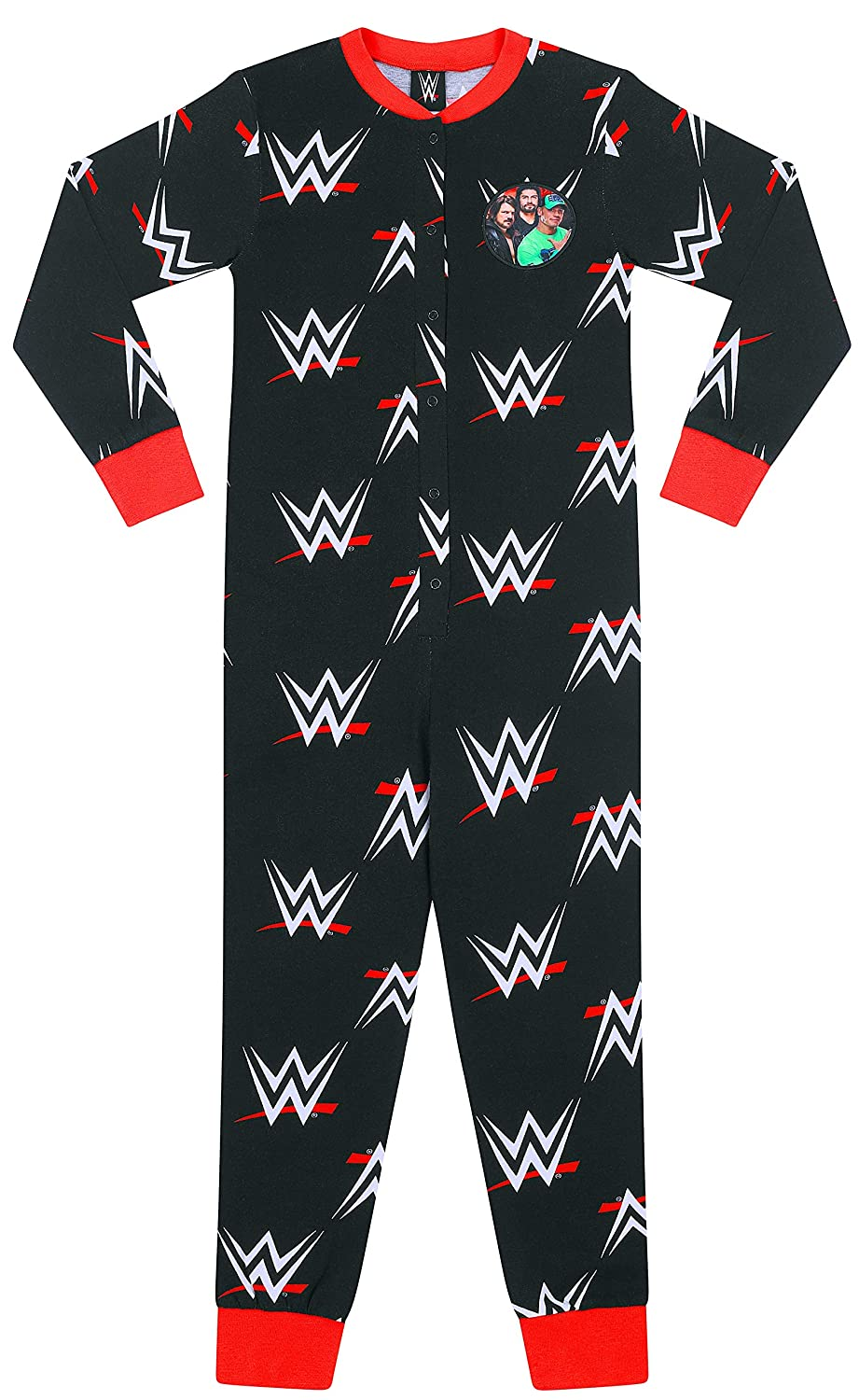 Boys WWE World Wrestling Entertainment All in One Cotton