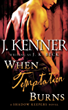 When Temptation Burns: A Shadow Keepers Novel