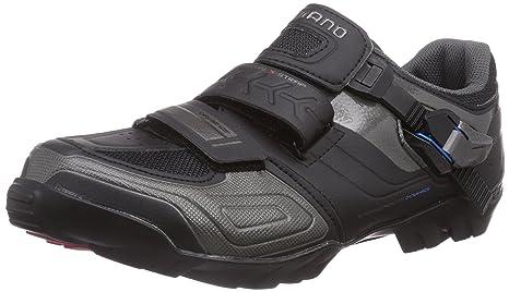 Shimano SH-M089L - Zapatillas MTB para hombre, Negro, 45 EU