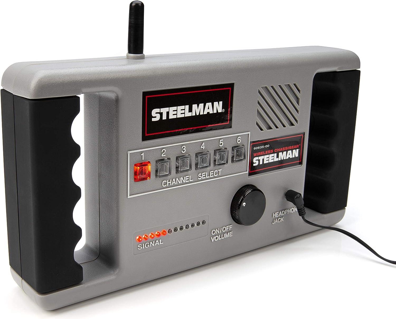 steelman J S Products 60635 Wireless ChassisEar