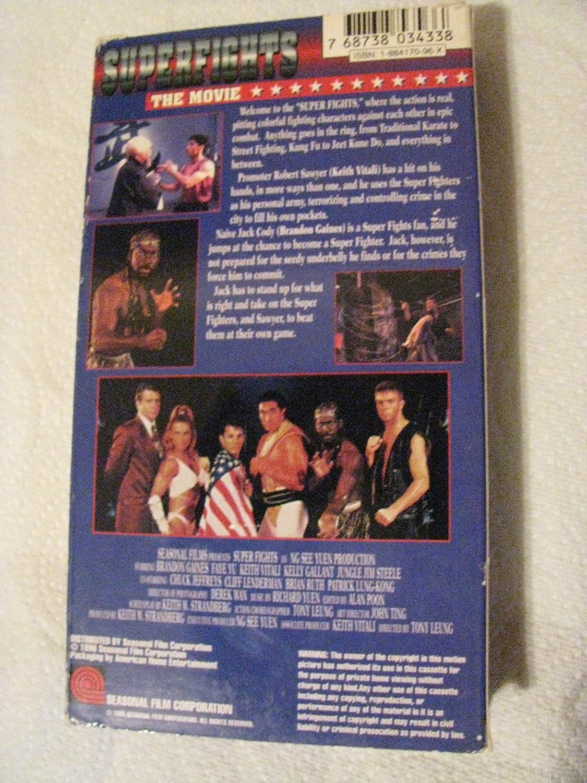 Superfights [Alemania] [VHS]: Amazon.es: Brandon Gaines ...