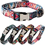 Dog Collar, Breathable Puppy Collars, Adjustable for Small Medium Large Dogs