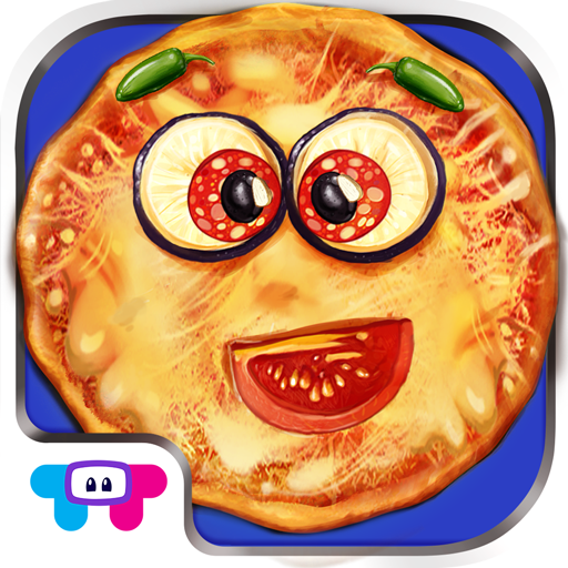 Pizza Maker Crazy Chef Kids - The Com Ltd Hut