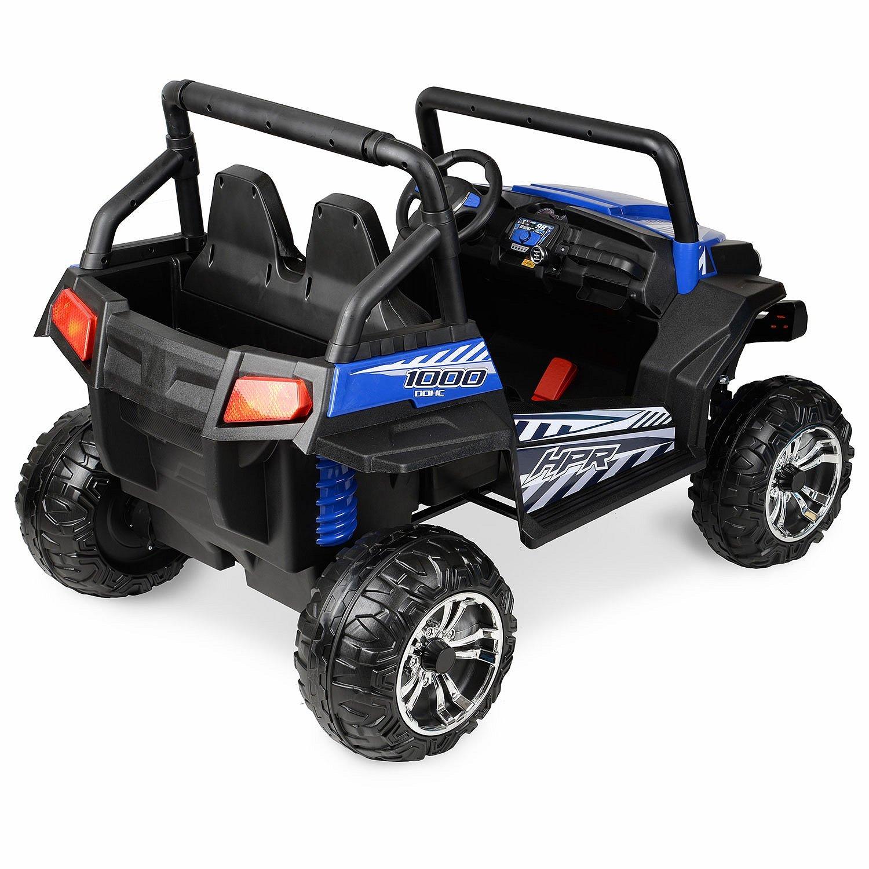 66dc353c946 Amazon.com  HPR-1000 12-Volt Ride-On Vehicle  Toys   Games