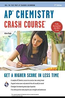 Amazon ap biology crash course 2nd ed advanced placement ap ap chemistry crash course book online advanced placement ap crash course fandeluxe Choice Image