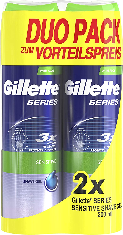 Gillette Rasatura-Rasoi - 3 de 2 unidades - Total: 6 unidades ...