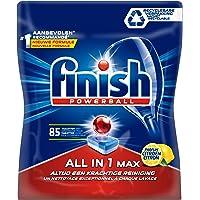 Finish All in 1 Max Lemon Vaatwastabletten - Kwartaalpak - 85 tabletten