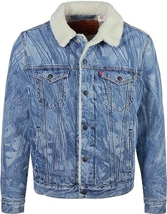 Levis X Justin Timberlake 16365-0098 Chaquetas Hombre Azul S: Amazon.es: Ropa y accesorios