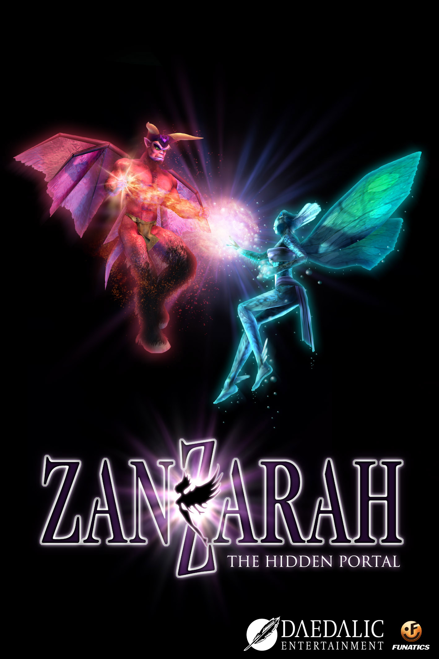 Amazon Com Zanzarah The Hidden Portal Online Game Code Video Games