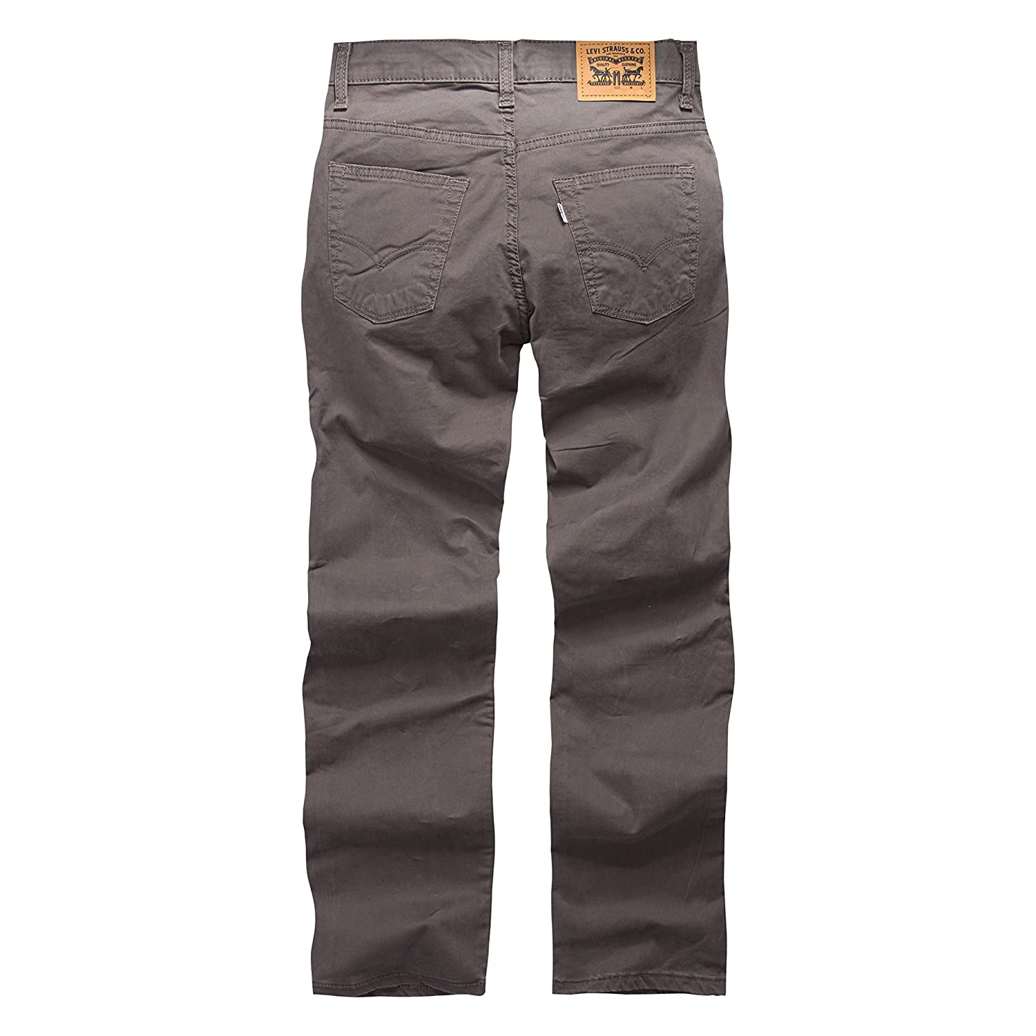87cdca5c Amazon.com: Levi's Boys' 511 Slim Fit Soft Brushed Pants: Clothing