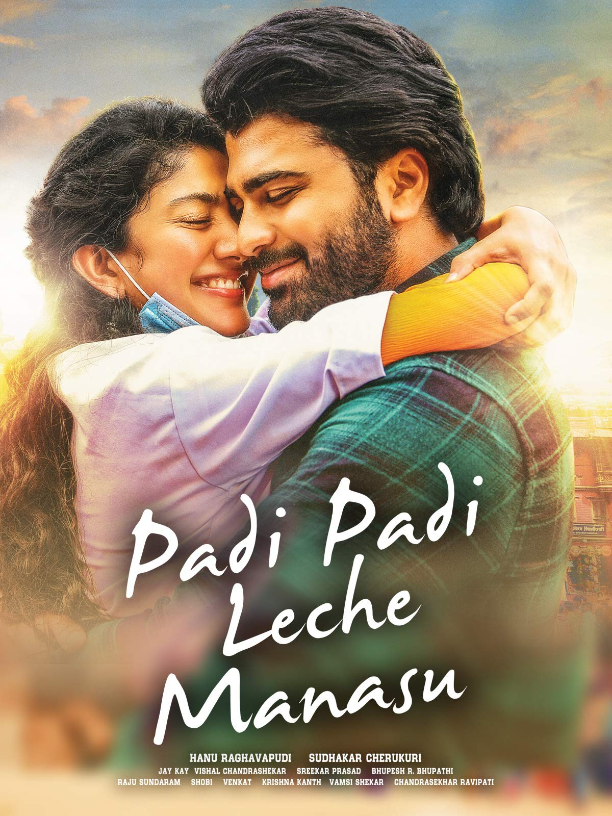 Dil Dhadak Dhadak (Padi Padi Leche Manasu) 2021 Hindi Dual Audio 1080p UNCUT HDRip ESubs 1.6GB