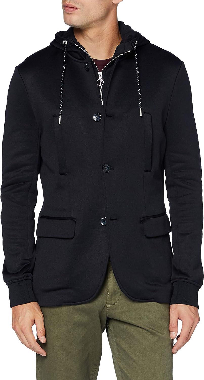 Armani Exchange Jacket Blazer Casual de Negocios para Hombre
