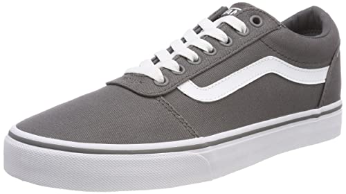 Vans Men's Ward Canvas Low-Top Sneakers