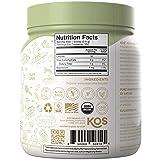 KOS Organic Ashwagandha Powder - Natural Anxiety