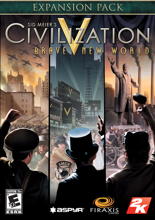 Sid Meier's Civilization V: A Brave New World (Mac) [Online Game Code]
