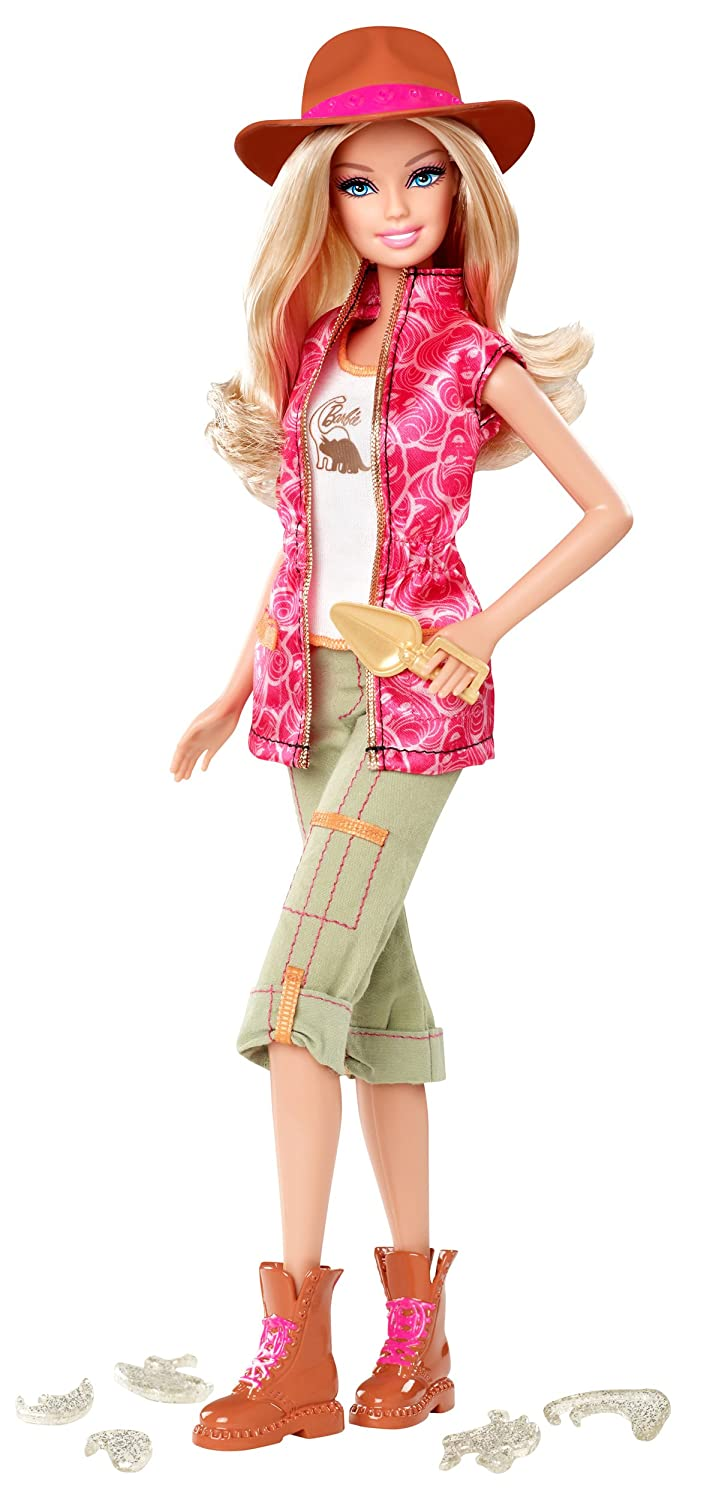 Barbie I Can Be... Paleontologist Doll