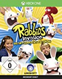 Rabbids Invasion - Die interaktive TV-Show -  [import allemand]