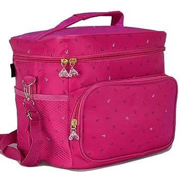 4c6bdb977 Nécessaire Feminina Bolsa Térmica Fitness Pink CBRN08056: Amazon.com ...