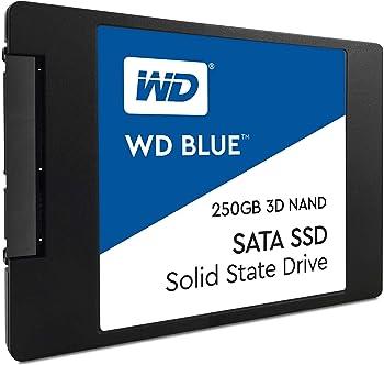 Western Digital WDS250G2B0A 2.5