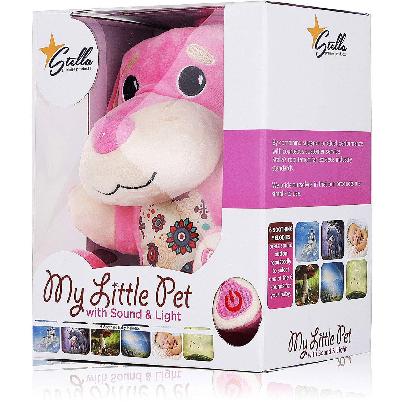 Amazon.com: My Little Pet Dormir Sonido máquina para bebés ...