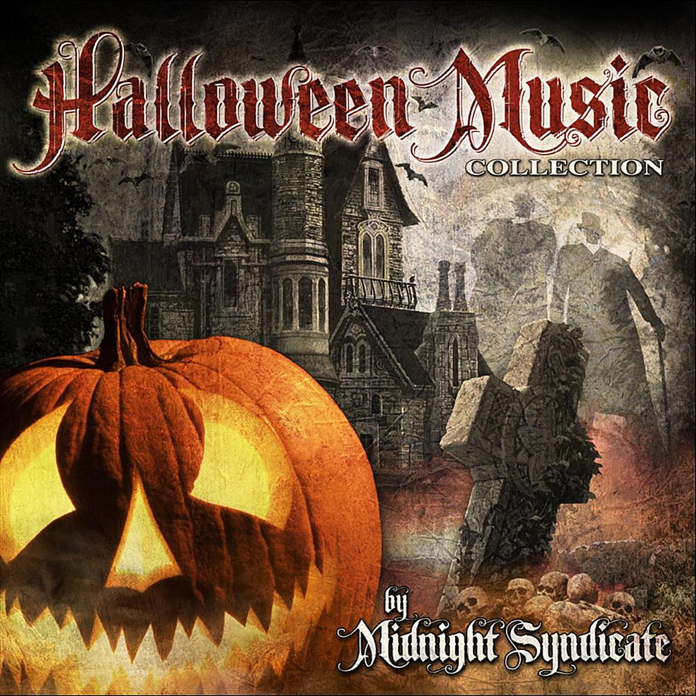 midnight syndicate halloween music collection amazoncom music - Bob And Tom Halloween Songs