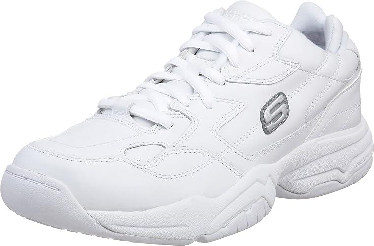 Skechers for Work 76690 Keystone Sneaker para hombre