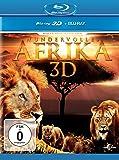 Wundervolles Afrika [3D Blu-ray]