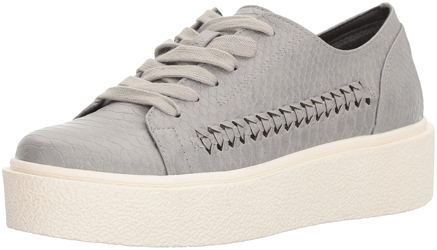 Coconuts by Matisse Women's White Out Sneaker B07739151X 10 M M US|Grey
