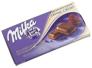 Creme Milka Sahne