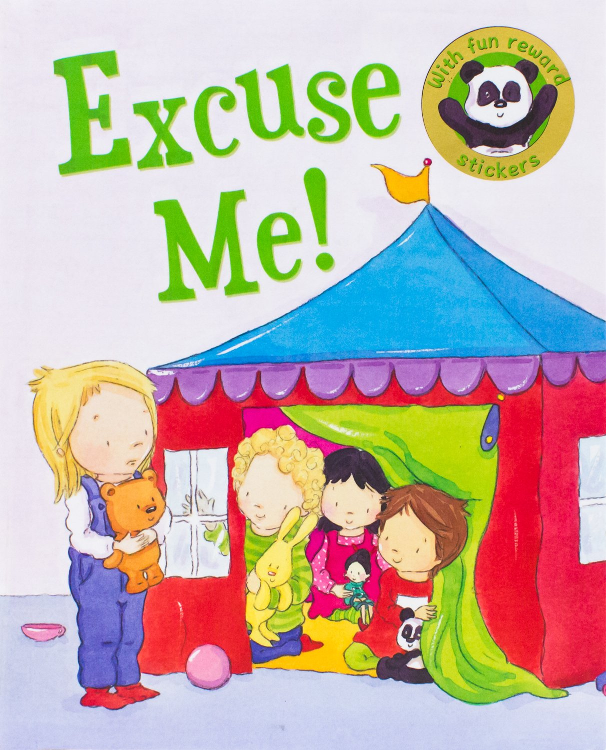 Read Online Excuse Me! (Book of Manners) ebook