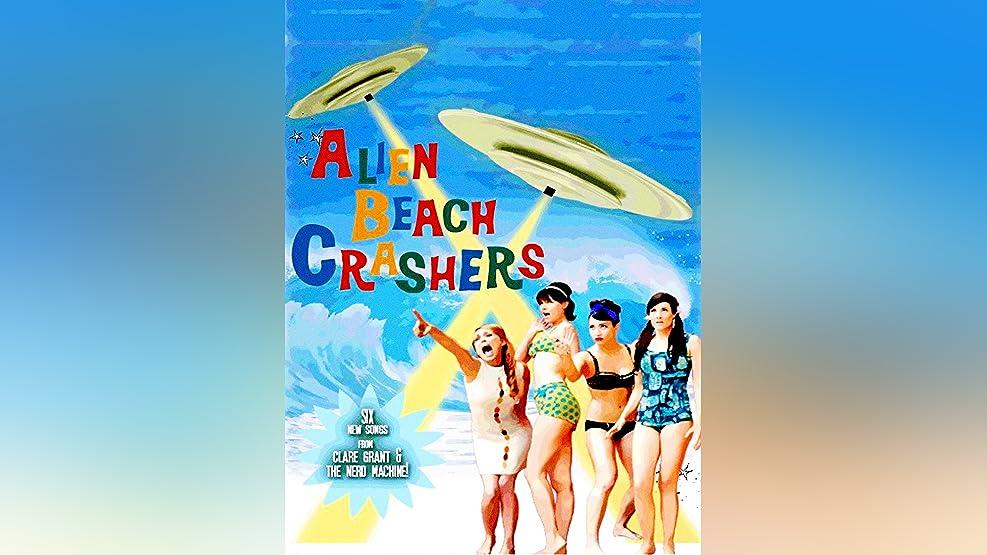 Alien Beach Crashers