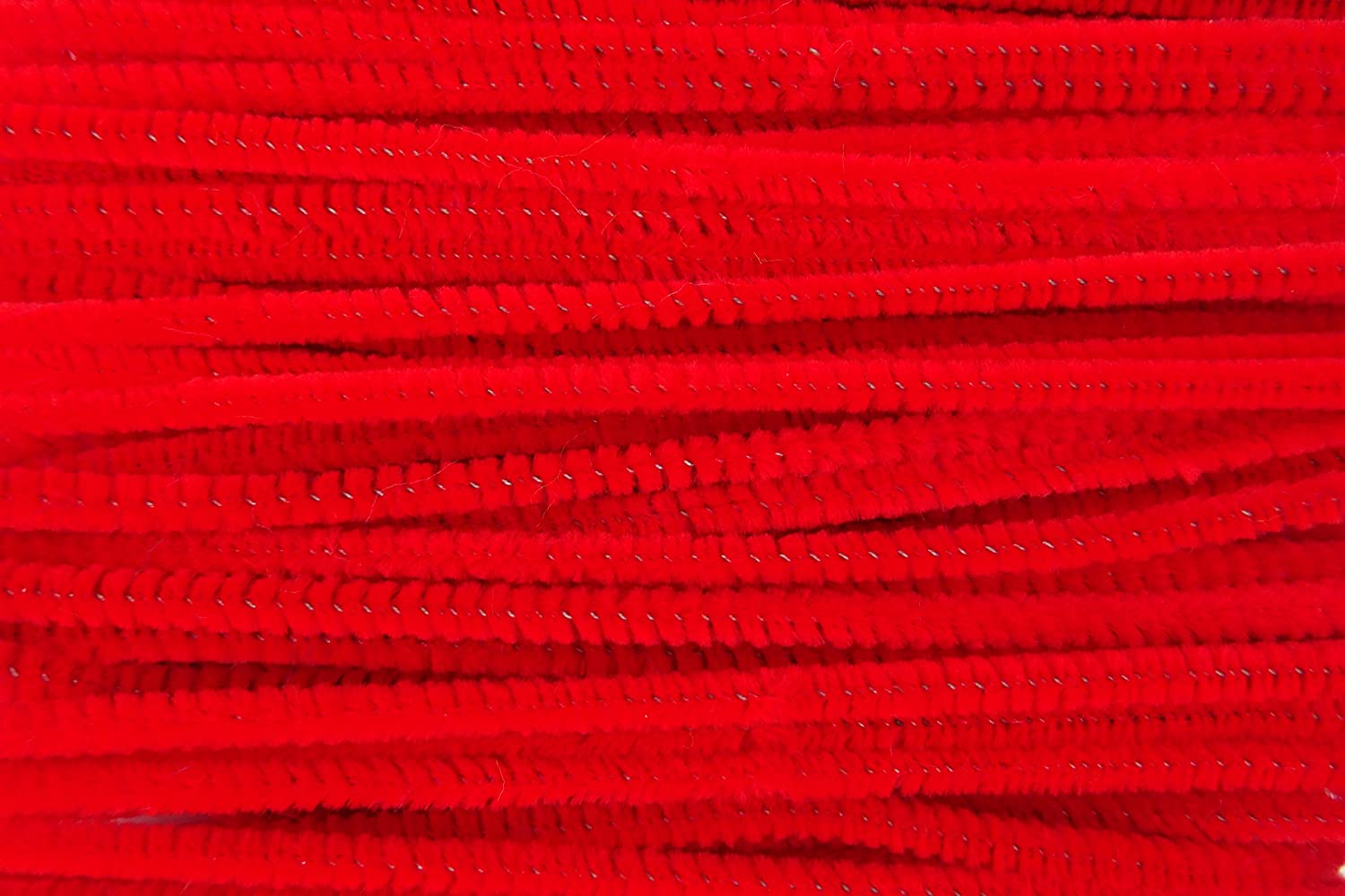 25 Or 50 Chenille Stems Craft Pipe Cleaners - Size 12