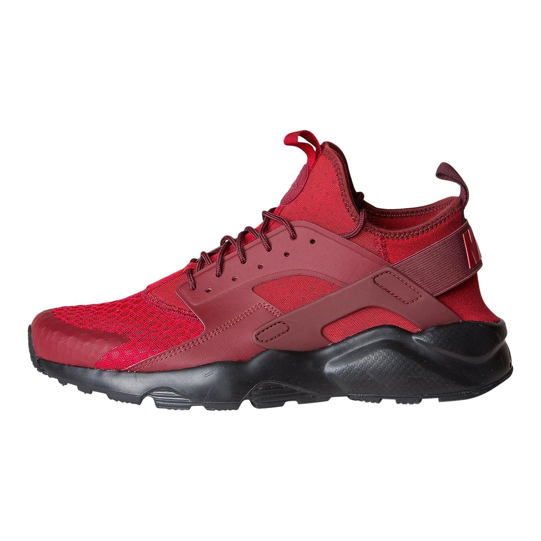 cheap for discount a732a cee92 ... Nike Men s Huarache Run Ultra Running Shoes, Tough Tough Tough Red Dark  Team Red ...