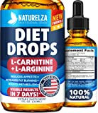 Weight Loss Drops - Made in USA - Best Diet Drops for Fat Loss - Effective Appetite Suppressant & Metabolism Booster…