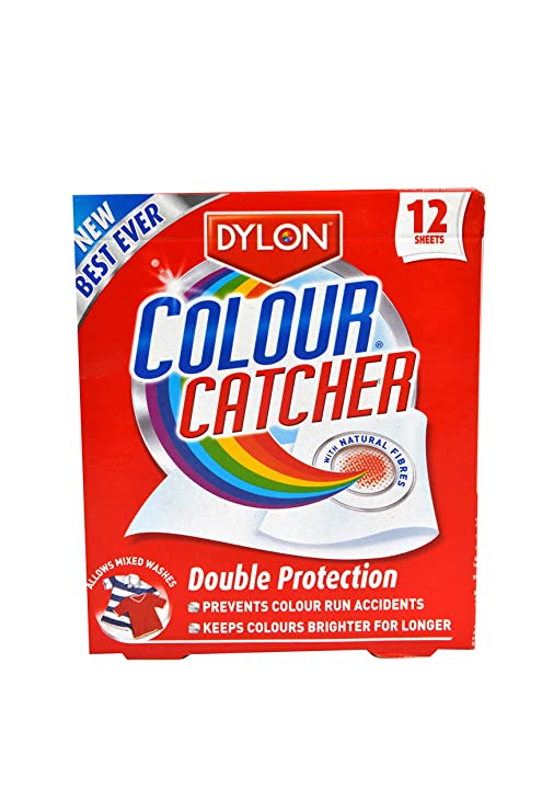 Dylon Colour Catcher Sheet - 12 Count: Amazon.in: Health & Personal Care