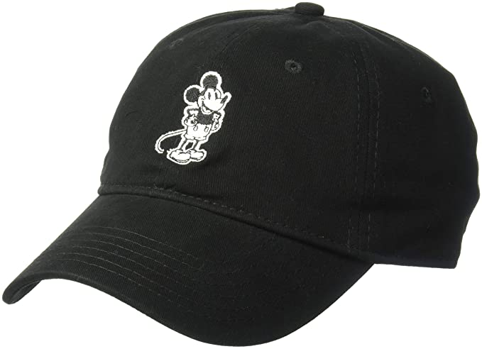 38573aab6 Image Unavailable. Image not available for. Color: Disney Mickey Mouse  Baseball Cap