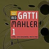 マーラー : 交響曲 第1番 (Mahler : Sym. No.1 / Gatti | Royal Concertgebouw Orchestra) [SACD Hybrid] [Import] [日本語帯・解説付]
