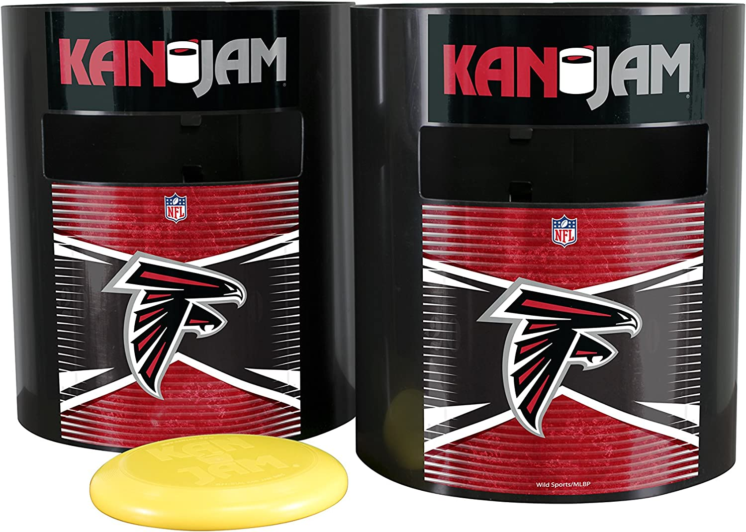 Kan Jam Original Disc Throwing Game, NFL Licensed Set