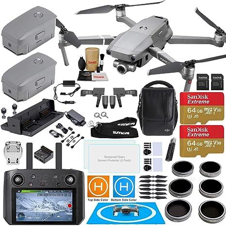 dji Mavic 2 Zoom Drone Quadcopter con Controlador Inteligente dji ...