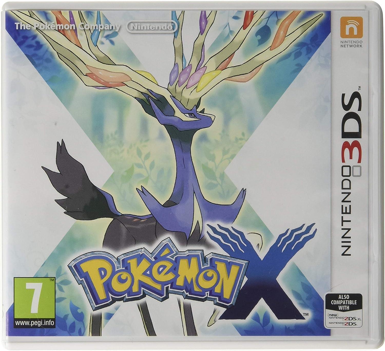 Pokemon X 3DS: Amazon.es: Videojuegos