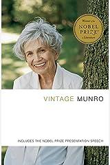 Vintage Munro: Nobel Prize Edition (Vintage International) Paperback