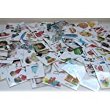 160 LOOSE REAL PHOTO PECS - AUTISM, SPEECH, ADHD, COMMUNICATION, ABA, & APRAXIA