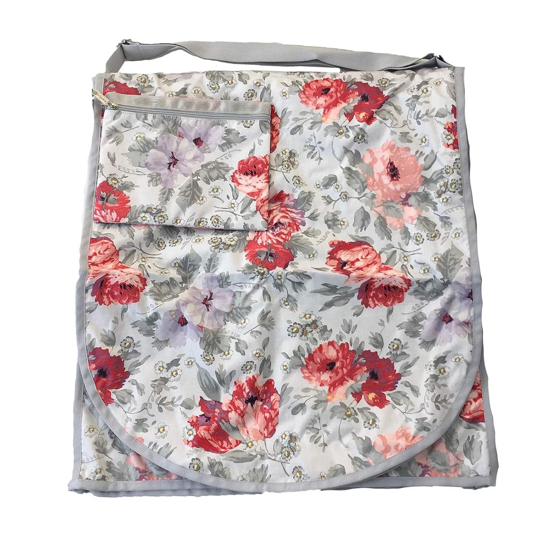 LeSportsac x Paul /& Joe Voyageur Large Travel Garment Bag Wallpaper Flowers