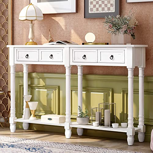 P PURLOVE Console Table Sofa Table