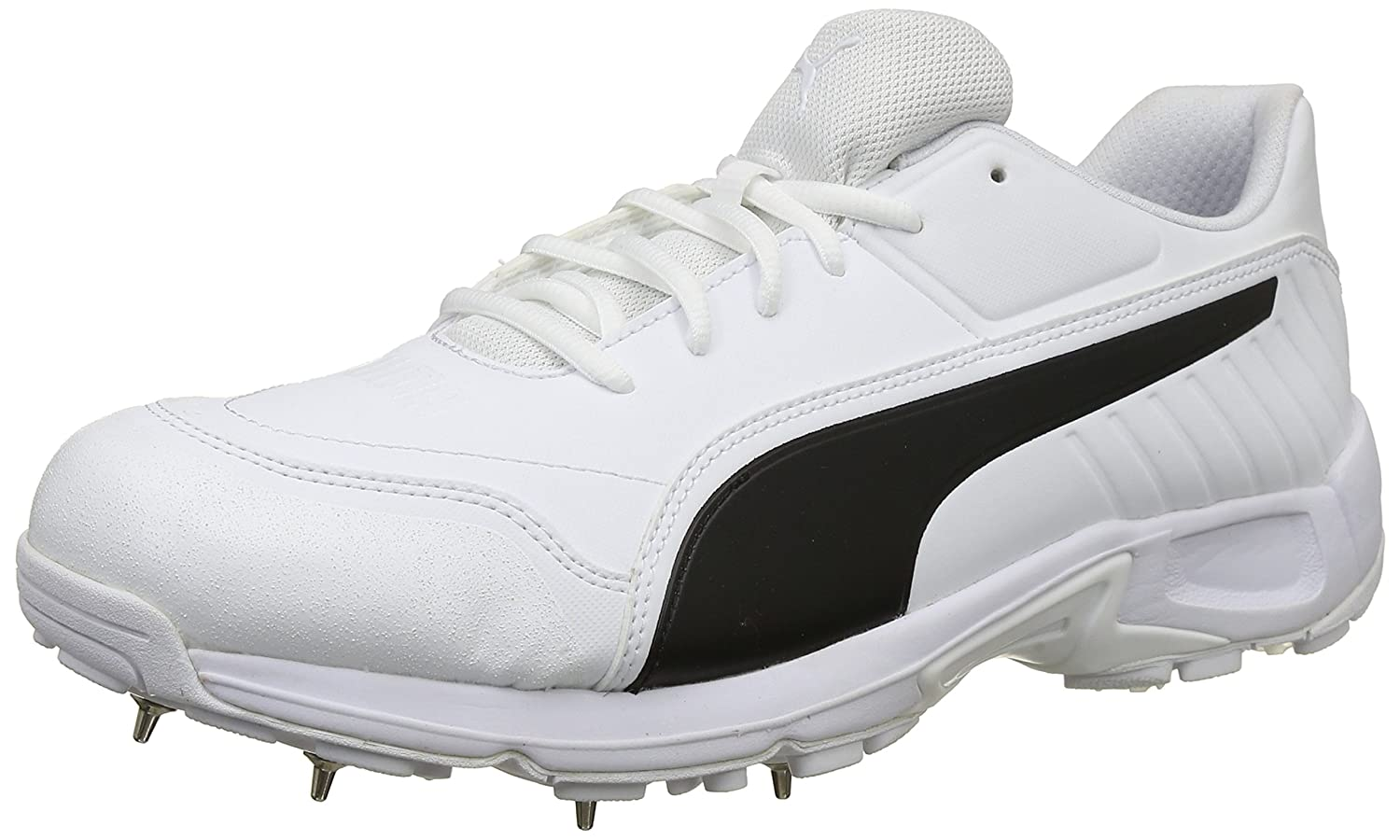 SpikeMen Leather Cricket Shoes