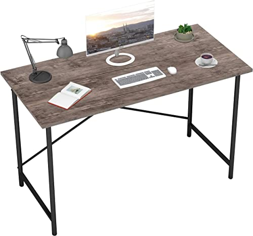 SMAGREHO Computer Desk 47″ Modern Simple Workstation