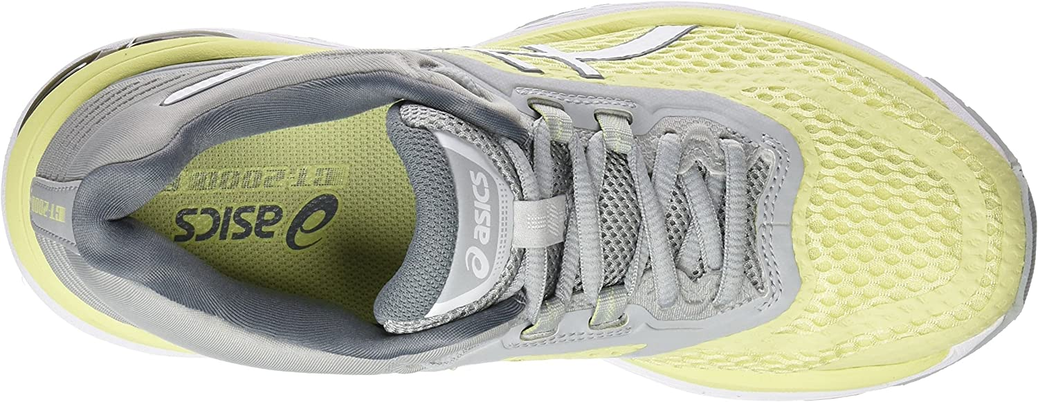 Asics GEL KAYANO 25 Mid GreyCarbon, Running Donna | Assisi Space