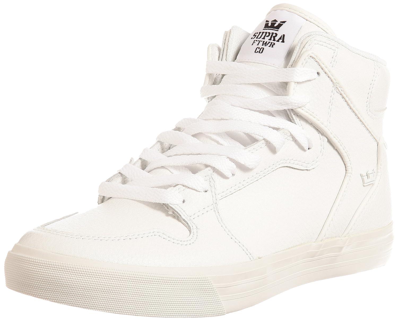 Supra Vaider Light Grey Brilliant Blue White S28288 Sneaker 43 EU Blanco