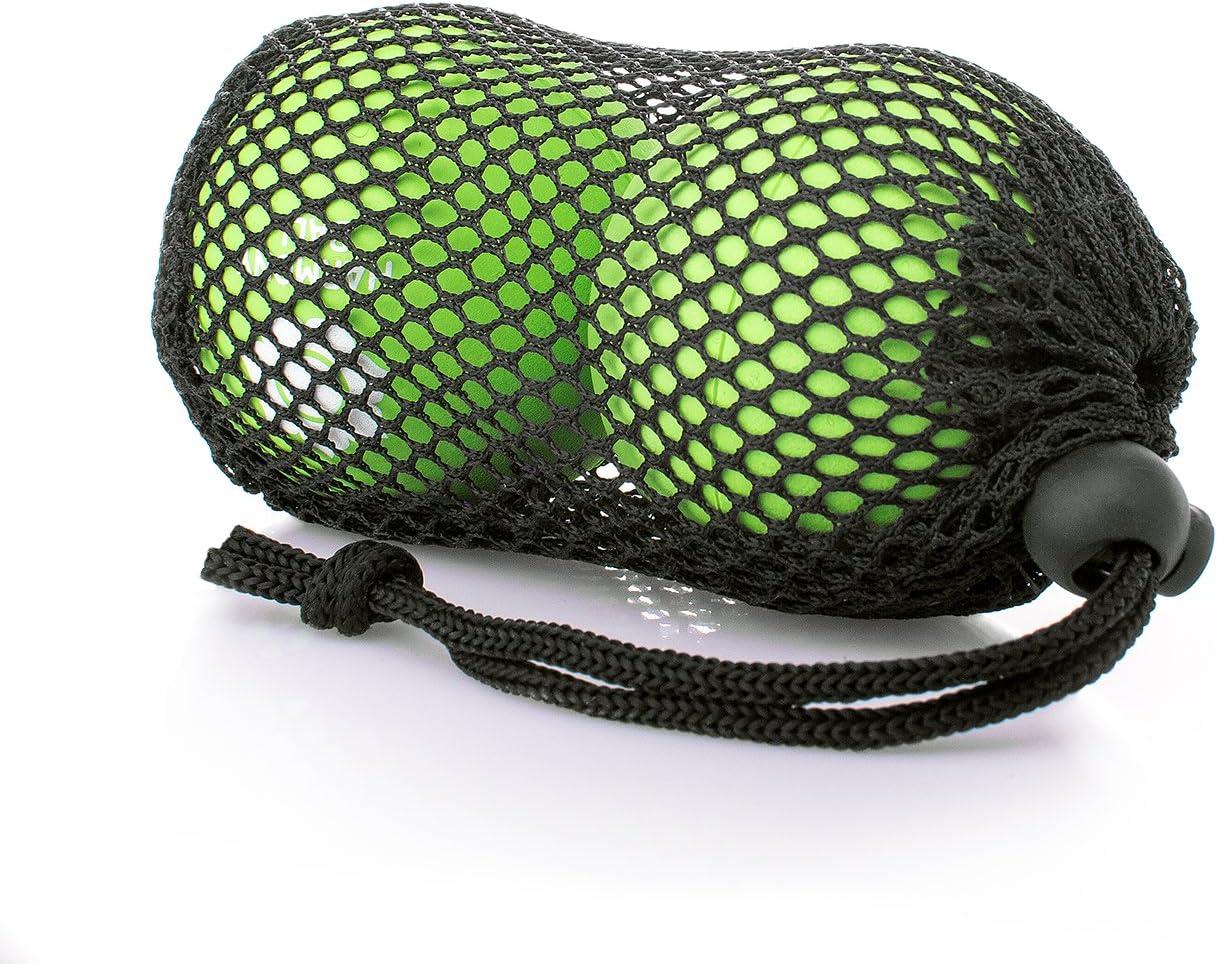 JINMENHUO Erwachsene Kinder Yoga Fu/ß Halbrunde Massage Ball Kissen Spiky Balance Ball Kuppel Stabilit/ät Pods Balance Fitness Hemisph/äre Ball